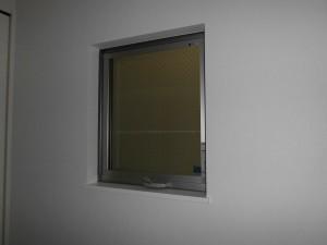エクリフォのエクステリアリフォーム 東住吉区 イナバ物置設置・内部格子取付け