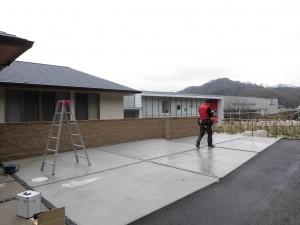 リフォのエクステリア工事 倉敷市 カーポート新設工事