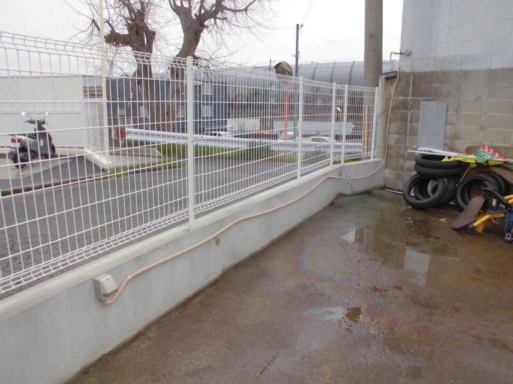 リフォの外構改修工事 吹田市 ブロック塀縮小工事
